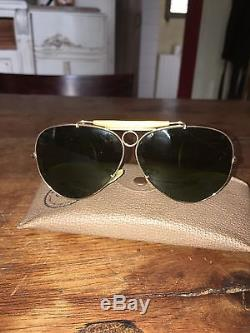 Lunette ray-ban edition collector aviator