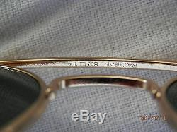 Lunettes Ray Ban Aviator Vintage
