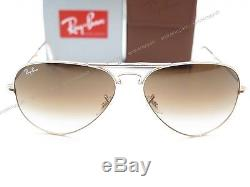 Neuf Lunettes De Soleil Ray Ban Folding Aviator Rb3479 Pliable Sunglasses 229