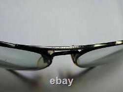 RAY BAN AVIATOR LARGE 62/14 PHOTOCHROMIQUE WITH CHANGEABLE LENSES 80's