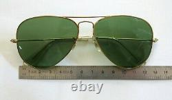 RAY BAN AVIATOR, authentique paire de lunettes Ray-Ban aviator, Bausch Lomb, 1981
