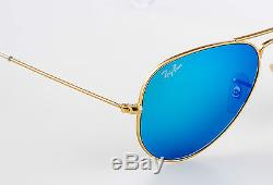 RAY BAN RB 3025 112/17 Gr. 55 AVIATOR LIMITED EDITION SONNENBRILLE NEU