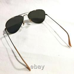 Rare Lunettes De Soleil Ray-Ban Aviator Large Metal (RB3025 167/1R)