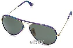 Ray-Ban Aviator Camouflage Sunglasses RB3025-JM-172
