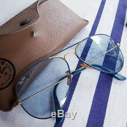 Ray Ban Aviator Vintage D Epoque Bausch & Lomb Rare