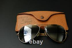 Ray-Ban Aviator Vintage années 40-50 taille 58U14