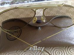 Ray-Ban B&L aviator ODM vintage 6214 arista gold, verres photochromic BL