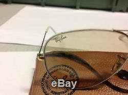 Ray Ban Bausch & Lomb Aviator vintage