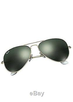 Ray-Ban Lunette de soleil Aviator Large Metal Aviator, Gold (L0205 Gold)