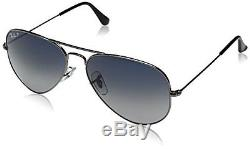 Ray-Ban Lunette de soleil Aviator Large Metal Aviator metal Aviator, Silver