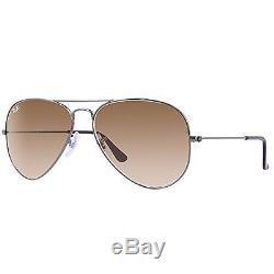 Ray-Ban Lunette de soleil RB3025 Aviator RB 3025 004/51 Aviator, Silver NEUF