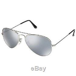 Ray-Ban Lunette de soleil RB3025-W3275 Large Metal Aviator RB 3025 NEUF