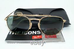 Ray Ban Lunettes de Soleil RB 3560 9104/43 Colonel Aviator