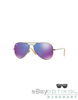Ray Ban RB3025 1267/1M 58 lunettes de soleil AVIATOR neuf sonnenbrille