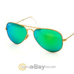 Ray Ban RB 3025 112/19 Gr. 55 small AVIATOR LIMITED EDITION Sonnenbrille Eye-Net