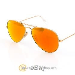 Ray Ban RB 3025 112/69 Gr. 55 small AVIATOR LIMITED EDITION Sonnenbrille Eye-Net
