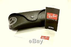 Ray Ban Sonnenbrille / Sunglasses AVIATOR LARGE METAL RB3025 W3234 55 #