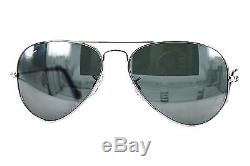 Ray Ban Sonnenbrille/Sunglasses AVIATOR LARGE METAL RB3025 W3275 55 +Etui #