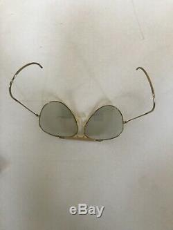 Ray ban bausch lomb Vintage Aviator Shooter Outdor Man Sport