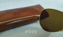 °Sunglasses Ray-Ban Luxottica Aviator ULTRA P3+ Limited edition 5514 2000's
