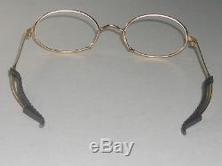 Vintage B&L Ray Ban W2388 Mate or Ovale Orbes II Aviator Lunettes de Soleil